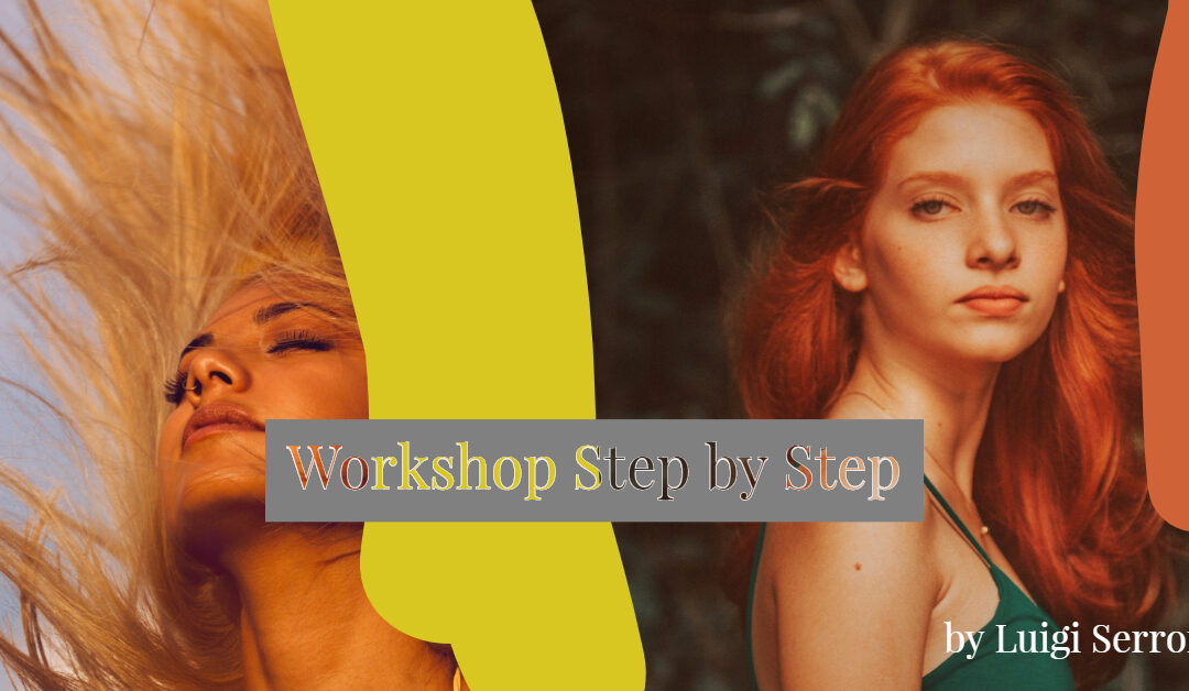 workshop step by step